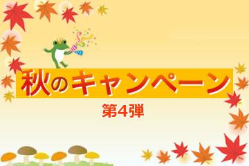 【第4弾】秋のキャンペーンローンファンド1号